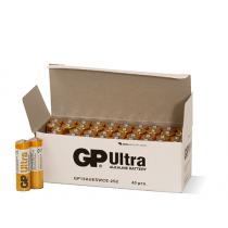 Batteri LR6,AA,MN1500 ULT 40/F (inkl.miljöavgift 8,40)