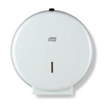 Dispenser Tork Jumbo Toalett metall T1 vit