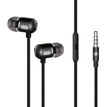 Champion Headset In-Ear Svart Metallic