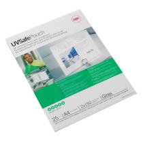 Lamineringsficka UV-säker A4 gloss 150my 100/fp