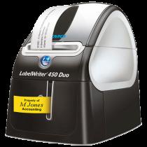 Etikettskrivare Dymo LabelWriter 450 Duo