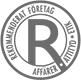 R-licens Footer logo