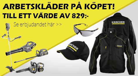 KPsyd Kärcher+Arbetskläder
